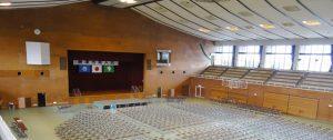 唐津市文化体育館競技場